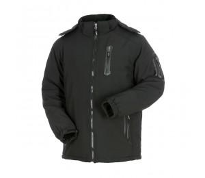 Striukė juoda Softshell SNOW MK
