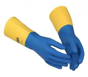 Pirštinės atsparios cheminėms medžiagoms GUIDE 4012