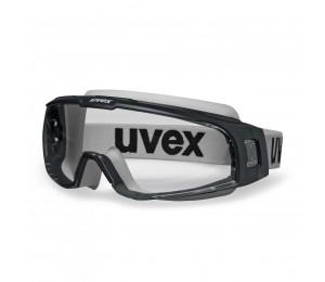 Akiniai sferiniai su gumele skaidrūs U-Sonic UVEX 9308147