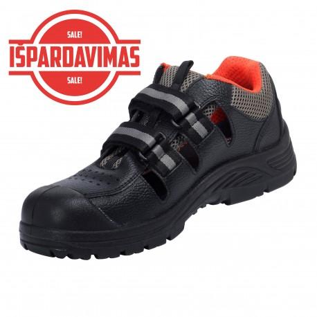 Sandalai odiniai Aker S1P H/H