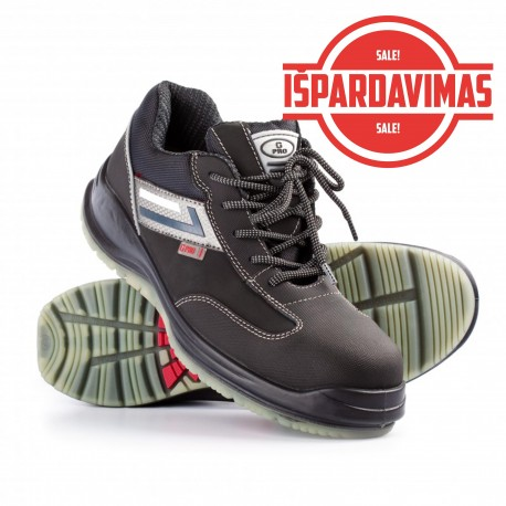 Pusbačiai odiniai Spartacus G-pro S3