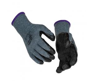 Gloves coated latex 064