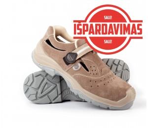 Sandalai odiniai Grey GDS105 G-pro S1P