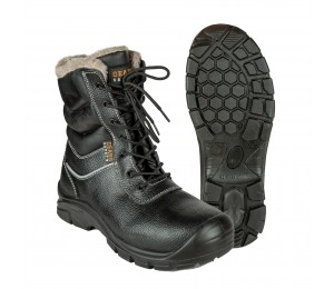 Batai pusauliniai odiniai pašiltinti Eskimo Thinsulate Gears S3 CI