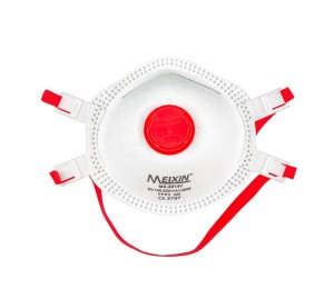 FFP3 respiratorius su vožtuvu MX2014V