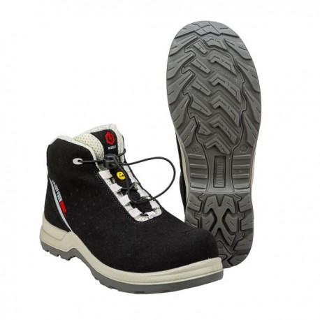 High cut shoes Nova GDS120 Rewelly S3 SRC ESD