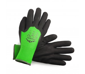 Gloves coated nitrile Monte 1205F