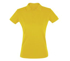 Marškinėliai moteriški Polo Fresh