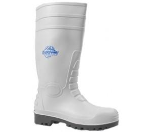 Molded shoes PVC/nitrile Dyablo Euro-White S4 SRC